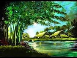 Phân tích bức tranh thiên nhiên để thấy cái Tôi của Hàn Mặc Tử