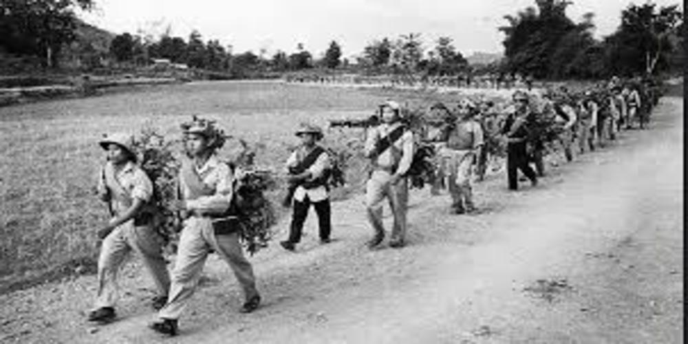 Liên hệ hình tượng người lính Tây Tiến và Việt Bắc dàn ý chi tiết
